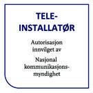 Autorisert teleinstallatør